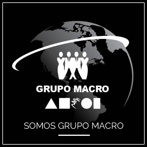 logo grupo macro
